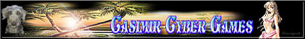 Casimir Cyber Games